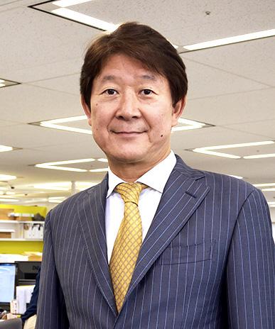 代表取締役 島田成年